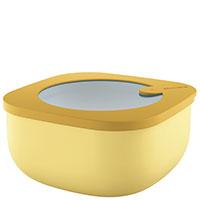 Пищевой контейнер Guzzini Kitchen Active Design желтого цвета 975мл, фото