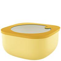 Пищевой контейнер Guzzini Kitchen Active Design желтого цвета 1,9л, фото