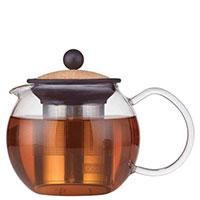 Заварочный чайник Bodum Assam с фильтром 0,5 л, фото
