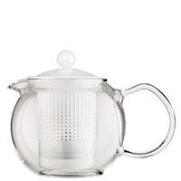 Заварочный чайник Bodum Assam с крышкой 0,5л, фото