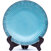 Набор из 6 тарелок Bizzirri Venezia Turch, фото