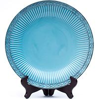 Тарелка обеденная Bizzirri Venezia Turch, фото