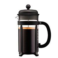Френч-пресс Bodum Java черного цвета 1 л, фото