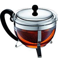 Заварочный чайник Bodum Chambord 1,5л, фото