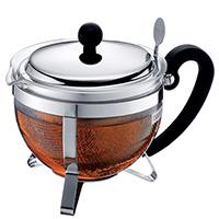 Заварочный чайник Bodum Chambord 1л, фото