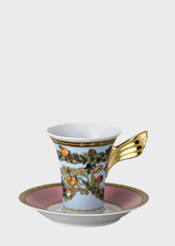 Кофейный сервиз Rosenthal Versace Le Jardin на 6 персон, фото
