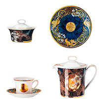 Сервиз для эспрессо Rosenthal Heritage Dynasty на 6 персон, фото