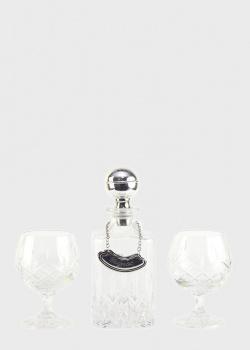 Набор бокалов с графином Chinelli 3шт, фото