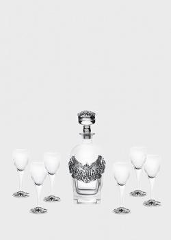 Набор Chinelli Rossini для водки из 7 предметов, фото