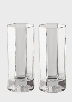 Стаканы для воды Rosenthal Versace Medusa Lumiere 2 шт, фото