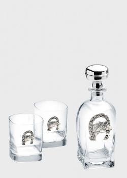 Набор для виски Chinelli Lucky из 3 предметов, фото