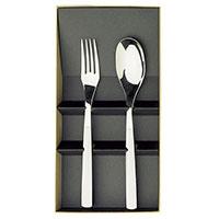 Сервировочный набор из двух предметов Degrenne Paris Quarts Blanc, фото