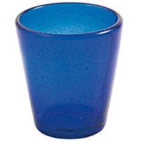 Стакан для воды Villa d'Este синего цвета, фото