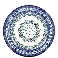 Тарелка обеденная Ceramika Artystyczna Виноградная лоза, фото