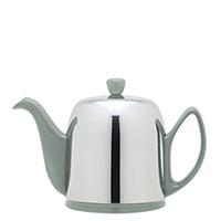 Чайник заварочный Degrenne Paris Salam 700 мл зеленый, фото