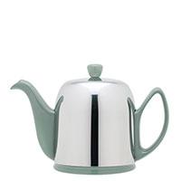 Чайник заварочный Degrenne Paris Salam 1000 мл зеленый, фото