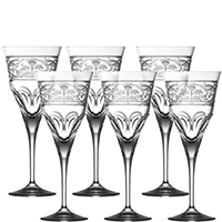 Бокал для белого вина Varga Сrystal Regency Crystal комплект 6 шт, фото