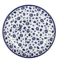 Набор обеденных тарелок Ceramika Artystyczna Стрекоза, фото