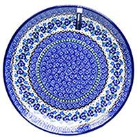 Тарелка обеденная Ceramika Artystyczna Озерная свежесть, фото