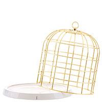 Поднос Seletti Клетка для птицы, фото