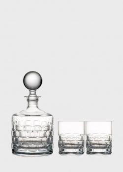 Набор для виски Rogaska Maison из 3 предметов, фото