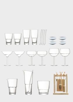 Набор для коктейля LSA Mixologist из 22 предметов, фото