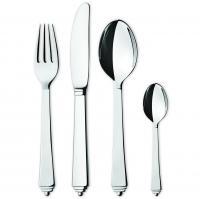 Набор столовых приборов Georg Jensen Pyramide Cutlery 24 предмета, фото