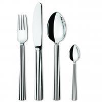 Набор столовых приборов Georg Jensen Bernadotte Cutlery 24 предмета, фото