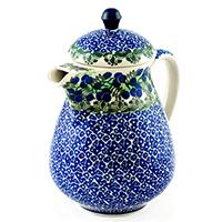 Кофейник Ceramika Artystyczna Ягодная поляна, фото