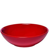 Салатник Emile Henry Tableware красного цвета, фото