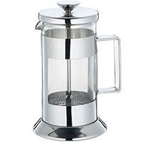 Френч-пресс Cilio Coffee and Tea на 8 чашек 1л, фото