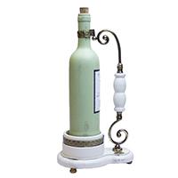 Подставка под бутылку Capanni белого цвета, фото