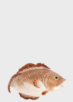 Супница Palais Royal 38см в виде рыбы, фото