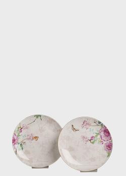 Набор из 2-х десертных тарелок Palais Royal 20,5см, фото