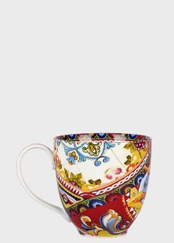 Чайная чашка Palais Royal Santa Rosalia 300мл с рисунком, фото