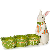 Менажница Palais Royal Кролик с капустой, фото