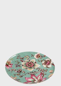 Тортовница Palais Royal Fleurs 33см с рисунком, фото