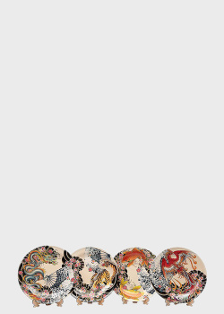 Набор из 4-х блюд Palais Royal Tatoo Age 46см из меламина, фото