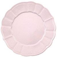 Набор подставных тарелок Comtesse Milano Loto фиолетового цвета на 6 персон, фото