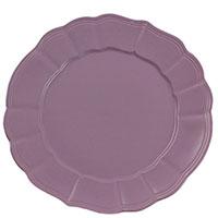 Блюдо Comtesse Milano Loto фиолетового цвета, фото
