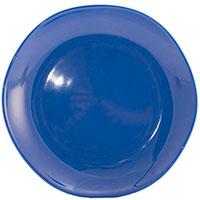 Десертные тарелки Comtesse Milano Ritmo синего цвета 6шт, фото