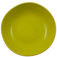 Набор из глубоких тарелок Comtesse Milano Ritmo зеленого цвета на 6 персон, фото