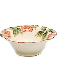 Тарелка для супа Bizzirri Розы, фото
