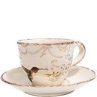 Чашка с блюдцем Bizzirri Шопен, фото