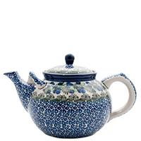 Чайник Ceramika Artystyczna Ягодная поляна, фото