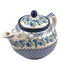 Чайник Ceramika Artystyczna Вербена, фото