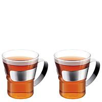 Набор из двух стаканов Bodum Assam 0,3л, фото