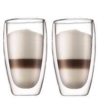 Набор стаканов Bodum Pavina с двойными стенками 450мл из 2 штук, фото
