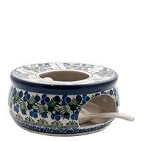 Горелка для чайника Ceramika Artystyczna Ягодная поляна, фото