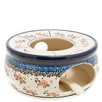 Горелка для чайника Ceramika Artystyczna Чайная роза, фото